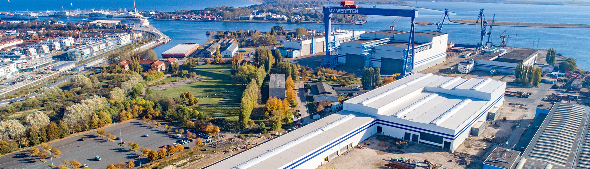 Werften In Rostock